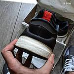Мужские кроссовки Adidas EQT Support 91/18 black (черно/белые) KS 1498, фото 3