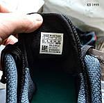 Мужские кроссовки Adidas EQT Support 91/18 black (черно/белые) KS 1498, фото 5