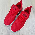 Женские кроссовки Nike Air Max 270 (красные) 20150, фото 8