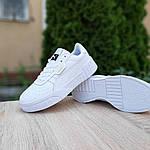 Чоловічі кросівки Puma Cali (білі) 10209, фото 8