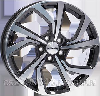 Колесный диск Monaco Pace 18x7,5 ET45