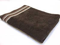 Махровое полотенце Spektrum, 70*130, 100% хлопок, 500 гр/м2, Пакистан, Шоколад