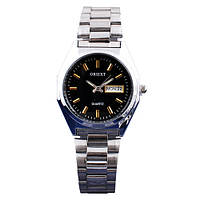 Часы наручные  Oriext 8032 Круг муж.календарь , наручные часы, браслет на часы, ремешок на часы, женские наруч