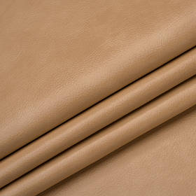 Кожзаменитель для мебели Мадрас бежевого цвета