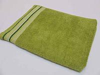 Махровое полотенце Spektrum, 70*130, 100% хлопок, 500 гр/м2, Пакистан, Лайм