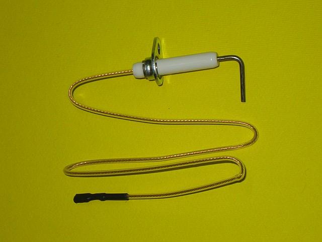 Электрод розжига / контроля пламени с кабелем 990436 Ariston Uno