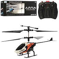 Вертолет на радиоуправлении AF610, 19см, аккумулятор, гироскоп, свет