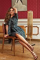 Романтичне плаття з коміром Аскот