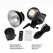 1,2 kW Комплект Godox LED професійного постійного видеосвета SL60-2SB710, фото 5