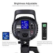 1,2 kW Комплект Godox LED професійного постійного видеосвета SL60-2SB710, фото 6