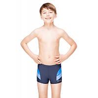 Плавки детские для мальчика Aqua Speed Andy (original), плавки боксеры для бассейна, плавки шорты, фото 1
