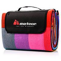 Коврик для пикника и пляжа водонепроницаемый Meteor MCells (original) 180х200 см, складывающееся покрывало, фото 1
