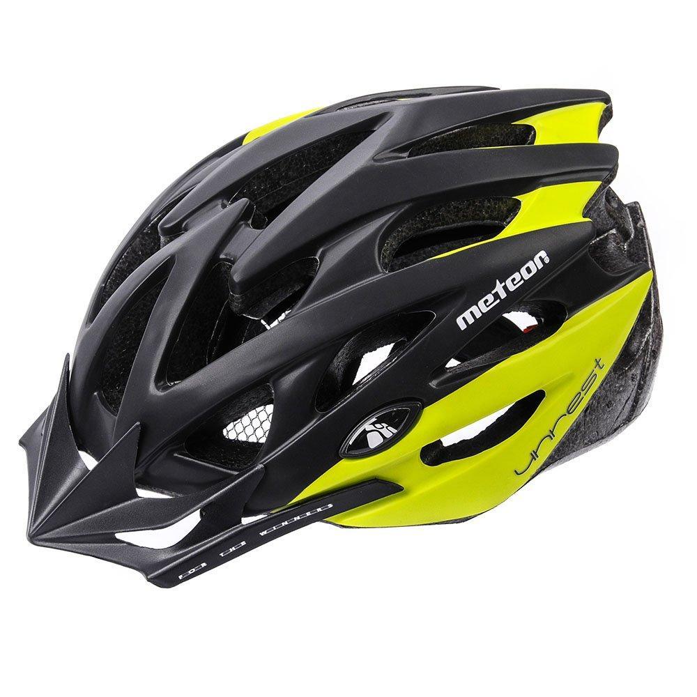 Велошлем защитный Meteor MV29 Unrest (original) кросс-кантрийный с регулировкой, шлем велосипедный