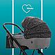 Детская универсальная коляска 2 в 1 Bebetto Nitello 04, фото 2