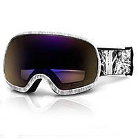 Лыжная маска Spokey Park 926702 (original) лыжные очки, горнолыжная маска, фото 1