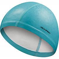 Шапочка для плавания Aqua Speed Flux 7294 (original) тканевая, для бассейна, взрослая
