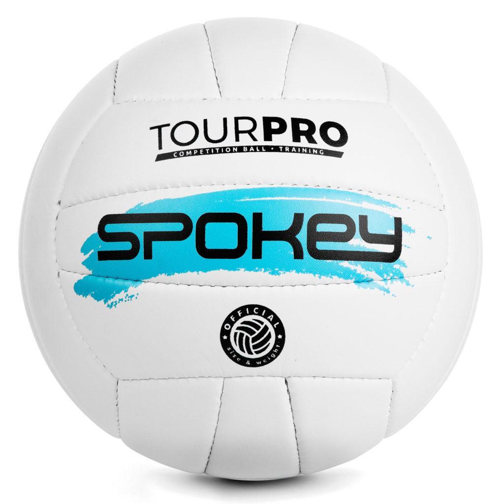 Волейбольний м'яч Spokey Tour Pro 927522 (original) Польща