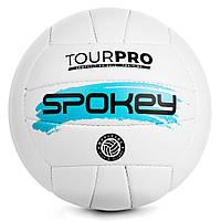 Волейбольний м'яч Spokey Tour Pro 927522 (original) Польща, фото 1