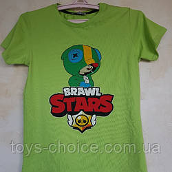 Детская футболка Brawl Stars (Бравл Старс), хлопок. Разные цвете PS