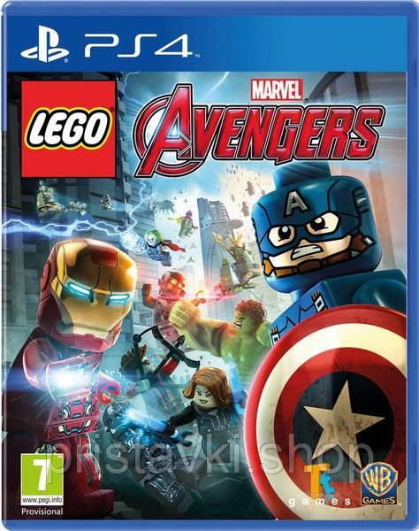 Lego Marvel Avengers PS4 \ PS5