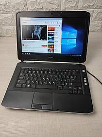 Ноутбук Dell Latitude E5420 14.1 FullHD/ i5-2520M/8Gb/SSD 120Gb/HDMI + сумка в подарок!