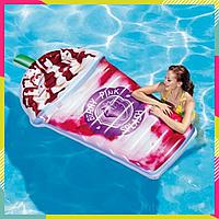 Пляжный надувной матрас - плот Intex «Ягодный коктейль», 198 х 107 см