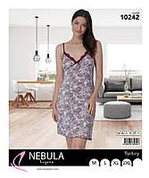 Ночной сарочка на брителках Nebula