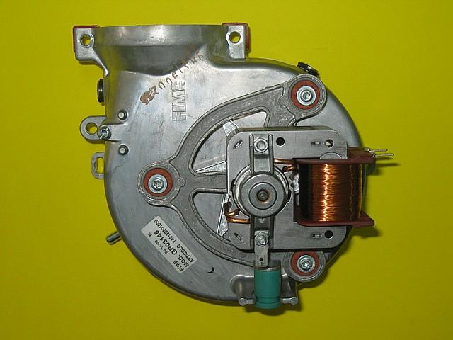 Вентилятор 65104357 Ariston Clas, BS, Egis, AS