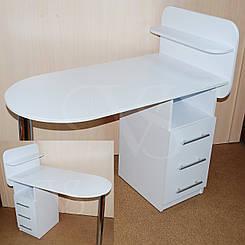 Маникюрный стол. 105*55 высота 73 см.