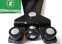Ролики правой раздвижной двери с рычагом (низ) на Renault Trafic (2001-2014) Zilbermann(Германия) ZB02-017, фото 1