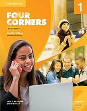 Учебник Four Corners (2nd Edition) 1 Student's Book with Online Self-Study / Cambridge