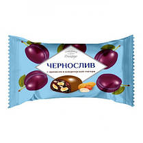 Конфета чернослив с арахисом в кондитерской глазури Prestige Украина