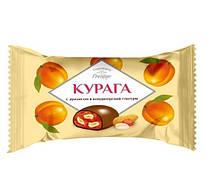Конфета курага с арахисом в кондитерской глазури Prestige Украина