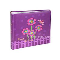 Фотоальбом CHAKO 10x15/200 BEAUTIFUL violet