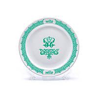 Тарелка сувенирная с логотипом