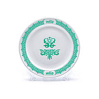 Тарелка сувенирная с логотипом, фото 1