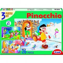 Пазл Frank Пиноккио 78 элементов (FR_13)