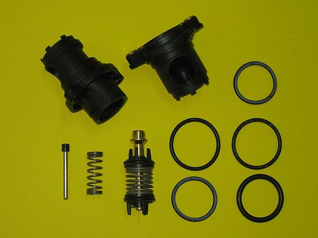 Ремкомплект трехходового клапана 65101288 Ariston Uno