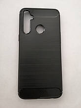 Чехол Realme 5/6i Carbon