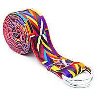 Ремень для йоги (183x3,8 см) FI-6975-17