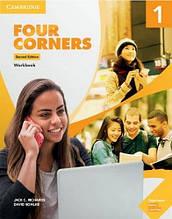 Four Corners (2nd Edition) 1 Workbook – Рабочая тетрадь / David Bohlke. Cambridge