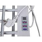 Сушилка для белья электрическая Q-tap Breeze (SIL) 57702 с терморегулятором, фото 3