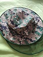 Шляпа с защитой от насекомых камуфляж