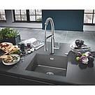 Кухонная мойка Grohe Sink K700 Undermount 31654AT0, фото 4