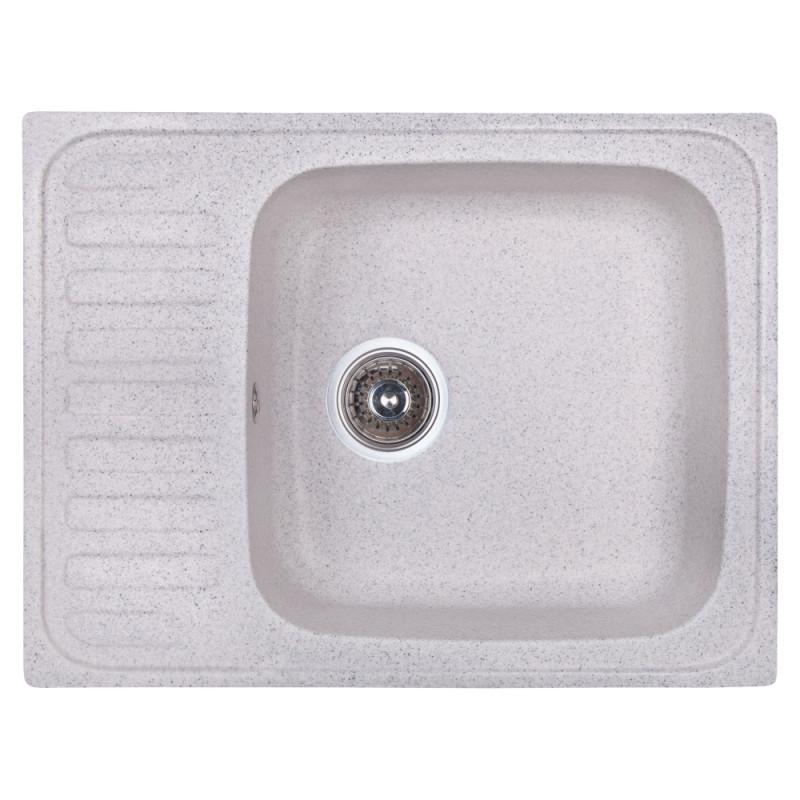 Кухонная мойка Fosto 6449 SGA-210 (FOS6449SGA210)