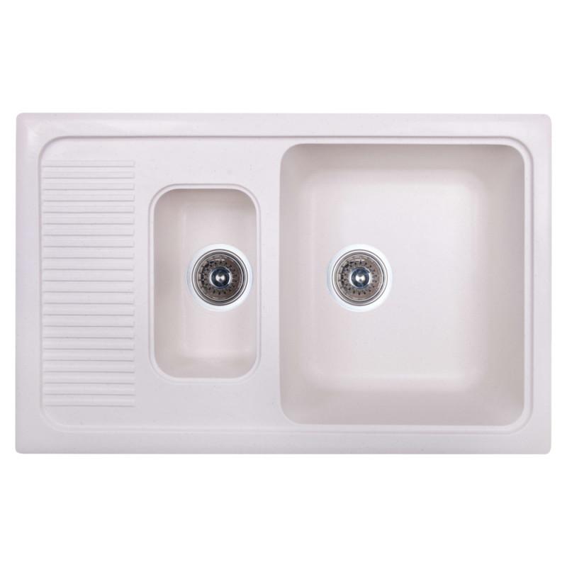 Кухонная мойка Fosto 7749 SGA-203 (FOS7749SGA203)