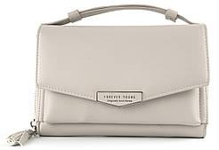 Женская кошелек сумочка барсетка Saralyn art. OLK8818 Бежевый