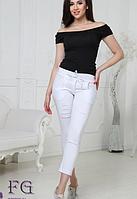 Стильні брюки стрейч жіночі