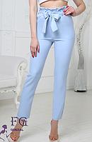 Елегантні жіночі штани із завищеною талією