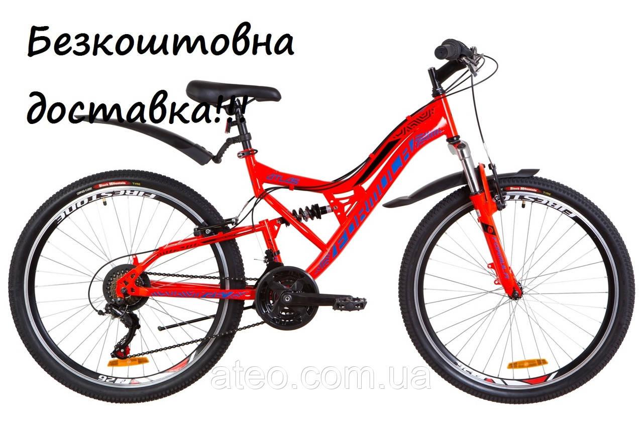 """Велосипед ST 26"""" Formula ATLAS AM2 Vbr с крылом"""